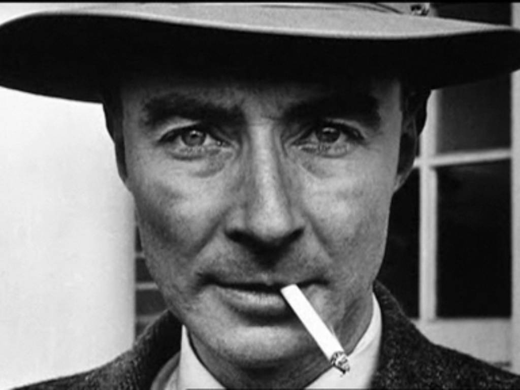Nickle at Noon – The Artist's Statement of Dr. J. Robert Oppenheimer