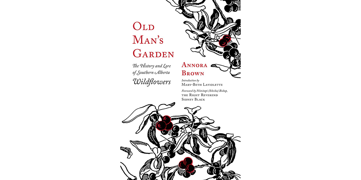 Mary Beth Laviolette:  Annora Brown and The Old Man's Garden