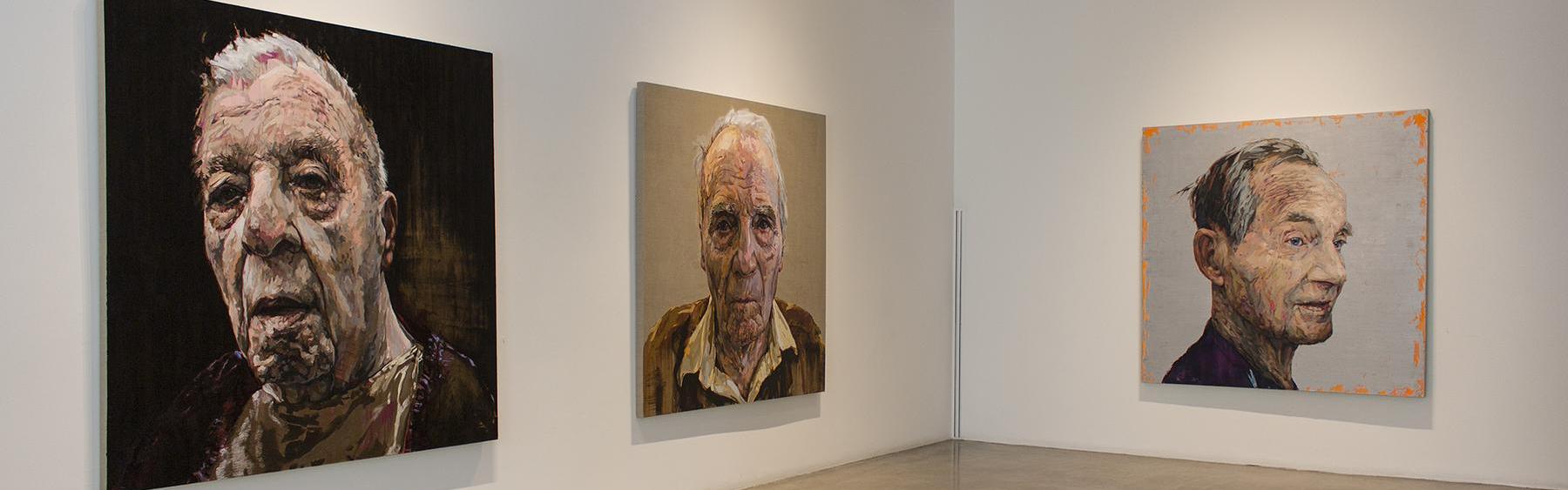 Aaron Sidorenko: Artist's Talk