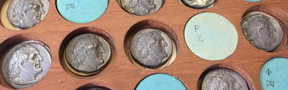 Forming the Greek Coin Collection in the British Museum
