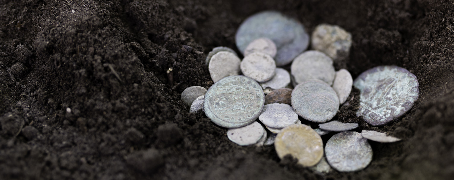 Robert Weir:  Coins and the Archaeologist