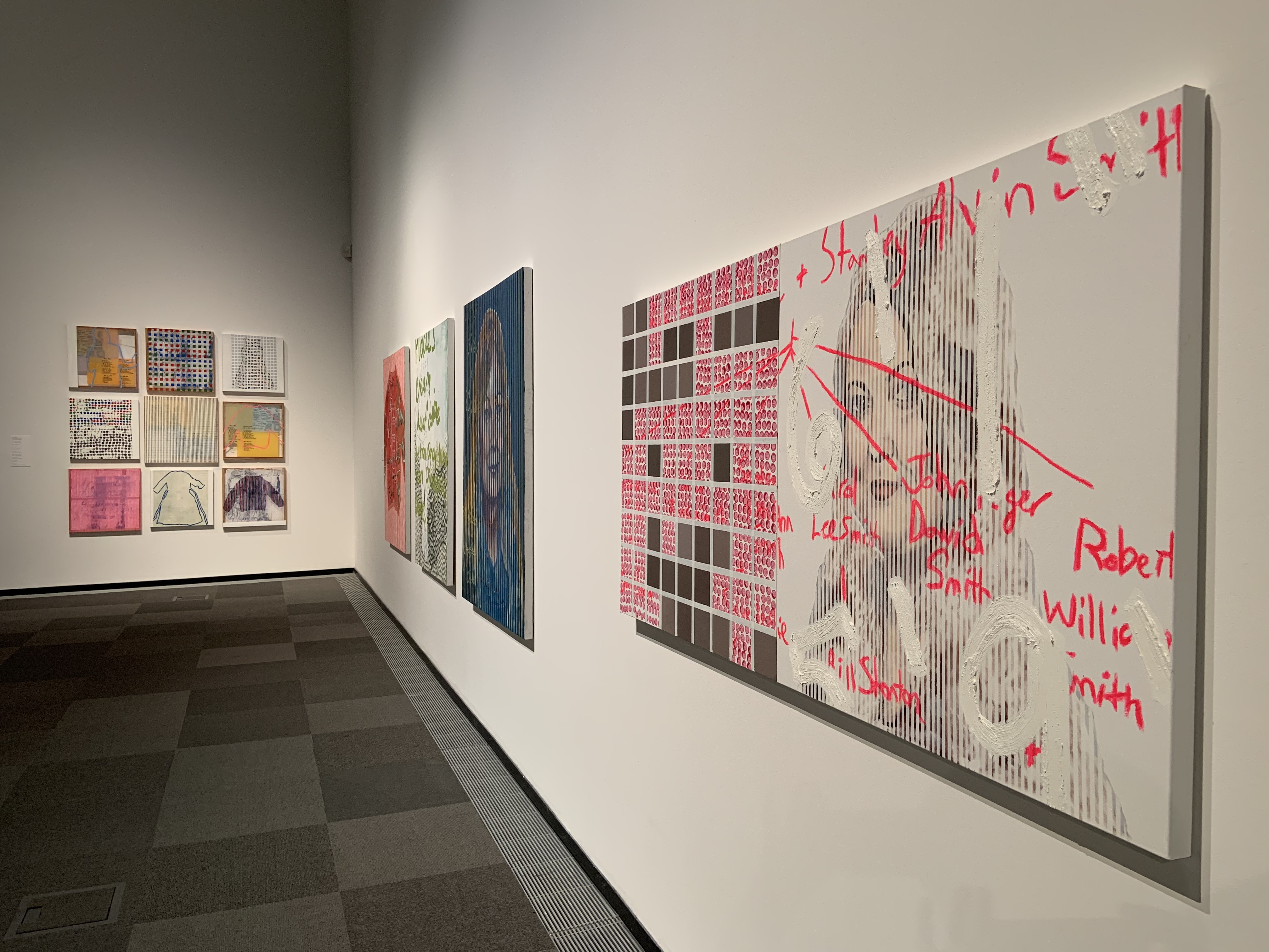 Samantha Charette: The Gaps and Silences are Where You Find Yourself (installation view)