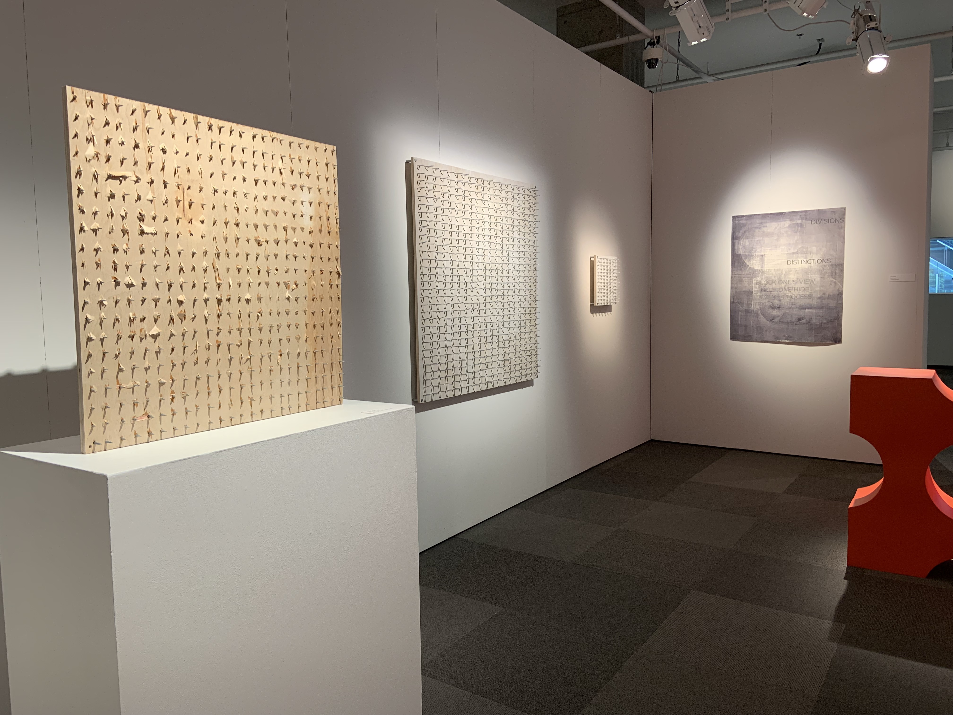 Fiona Couillard: A Series of Related Things (installation view)