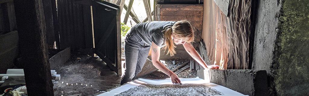 Alana Bartol:  To Dig Holes and Pierce Mountains